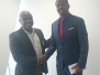 NIDO-Qatar President Meets with Ethiopian Airlines Area Manager - Qatar